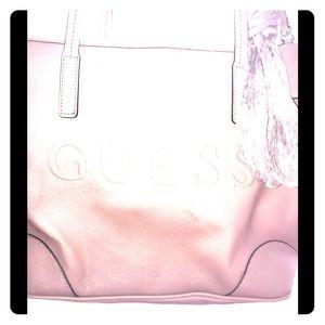 Light pink tote